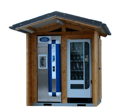 Milchautomat Modell 200