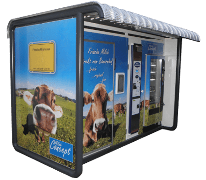 Milchautomat Modell 600